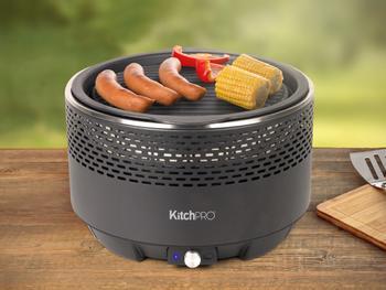 KitchPro Røykfri kullgrill