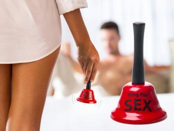 Ring For Sex-bjelle