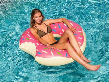Spralla Donut Badering