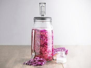 Fermenteringssett fra Kilner