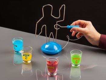Buzz Wire Shot drikkespill