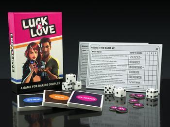 Luck & Love sexspill