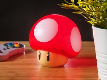 Super Mario-lampe