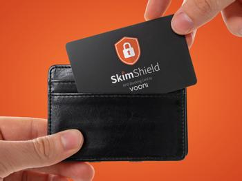 Vooni RFID-beskyttelse til lommeboken