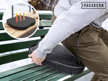 Vagaborn varmepute til utendørsbruk