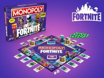 Fortnite Monopol-spill