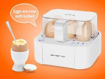 Smart eggkoker
