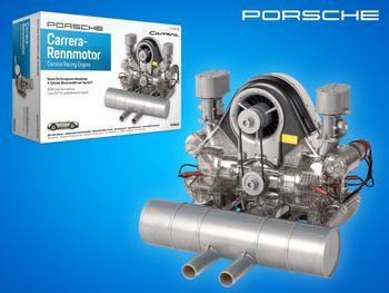 Porsche 4-sylindret Carreramotor byggesett