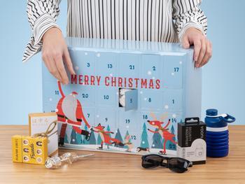 Gjør din egen Julekalender