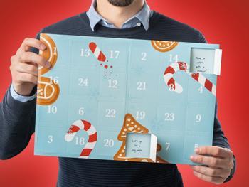 Lag din egen kalender med tekst
