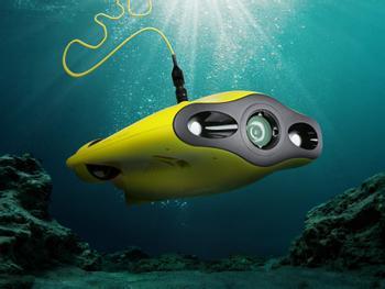 Gladius Mini undervannsdrone