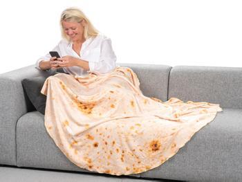 Spralla Burrito-pledd