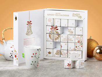 English Tea Shop-julekalender