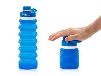 Outlust® sammenfoldbar vannflaske