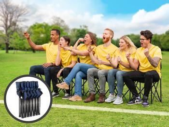 Outlust® 6-personers campingstol