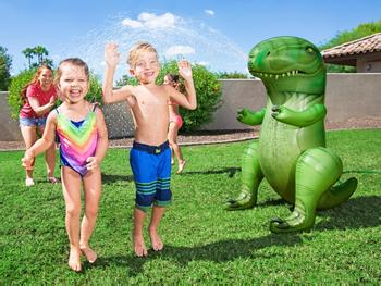 Bestway vannspreder opplåsbar T-Rex