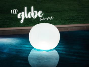 Intex oppblåsbar LED-klode
