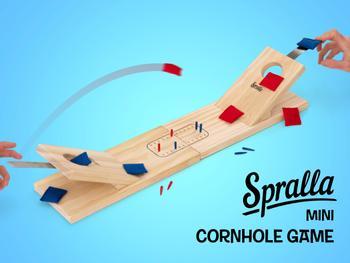 Spralla® Mini Cornhole-spill