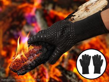 KitchPro varmebestandige grillhansker