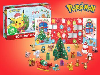 Pokémon julekalender