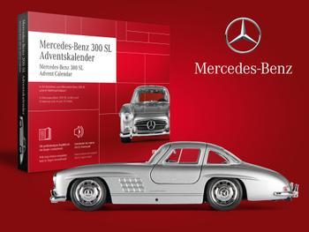 Mercedes-Benz 300 SL-julekalender