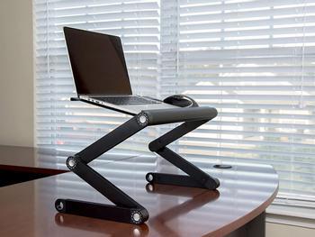 Adapt-A-Desk sammenleggbart laptopbord