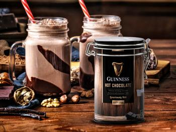 Guinness kakao-pulver