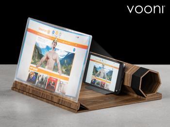 Vooni skjermforstørrer til mobiltelefon