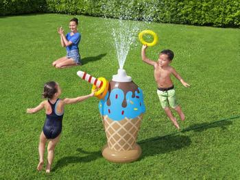 Bestway vannspreder iskrem