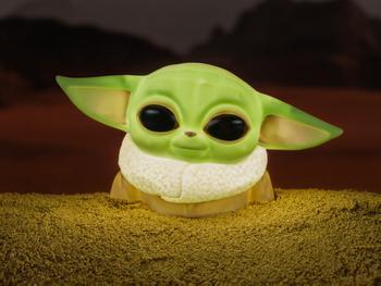 Star Wars Baby Yoda-lampe