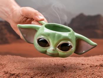 Star Wars Baby Yoda-krus