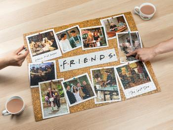 Friends-puslespill 1000 brikker