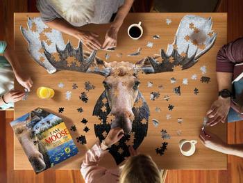 I Am Moose-puslespill