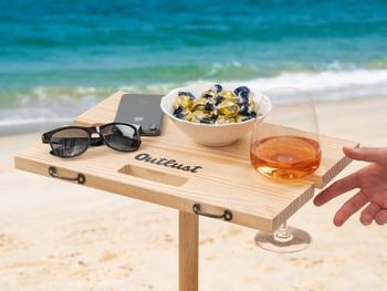 Outlust piknikbord til stranden