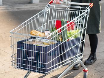 Spralla handleposer til kundevogn 3-pakning
