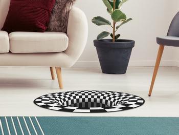 Spralla 3D-gulvteppe