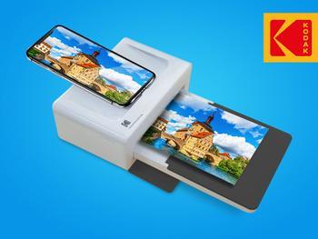 Kodak Dock Printer fotoskriver Bluetooth