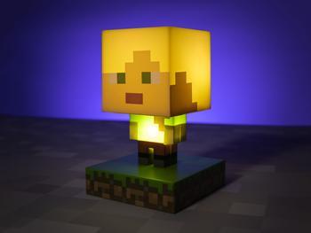 Minecraft Alex-lampe