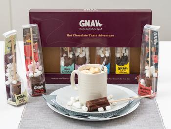 Gnaw kakao smakseventyr 8-pakning