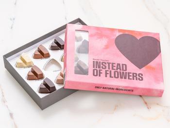 Simply Chocolate konfekteske – Instead of Flowers