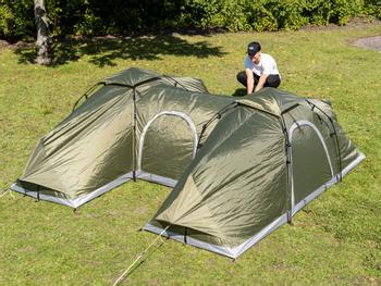 Outlust® H-formet telt