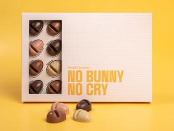 Simply Chocolate konfekteske - No Bunny No Cry