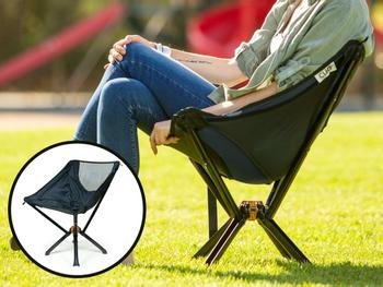 Cliq sammenleggbar campingstol