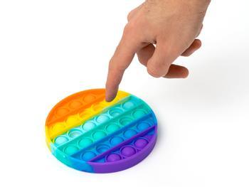 Pop It! Push Pop Fidget-toy