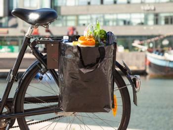 Bikezac sykkelveske Svart