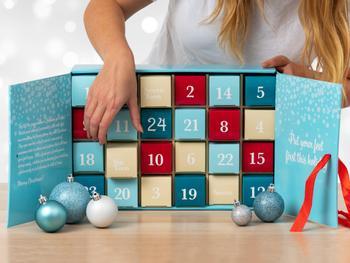 Sokkekalender Harmoni (37-40)