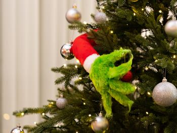 Spralla® Juletyven juletrepynt