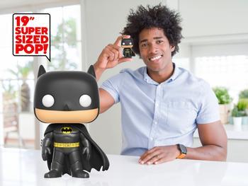 Funko Pop! Super Sized Batman