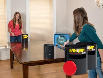 KanJam Mini Frisbee-spill