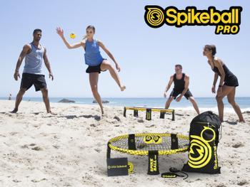 Spikeball Pro-spill